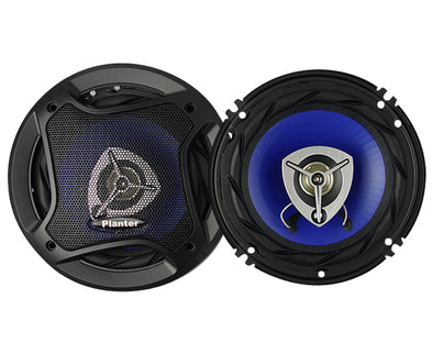 "6.5"" 165mm Car Audio Speakers Pair 60W RMS CS632"