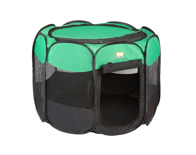 Animal Planet Pet Pop-Out Portable Playpen Dog Cat Puppy Mesh S791