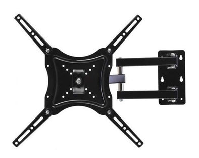 "14""-55"" TV Wall Mount for Plasma LCD LED TV 50kg Max Swivel S407"
