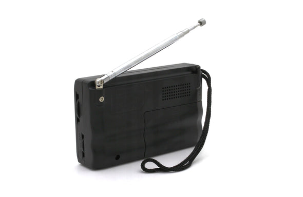 Portable Radio AM/FM Built-In Speaker MK822E
