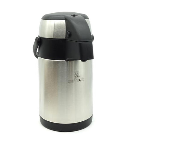 3L Hot & Cold Stainless Steel Insulated Canister Flask Coffee Tea Hot Water S728