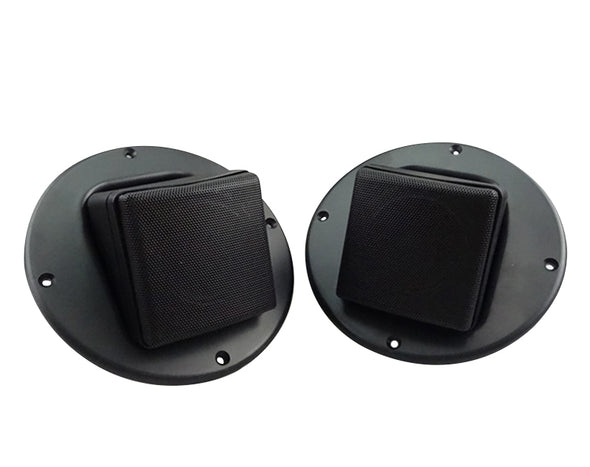 "2.5"" Ceiling Speakers Pair 64mm Home Theatre SA150B"