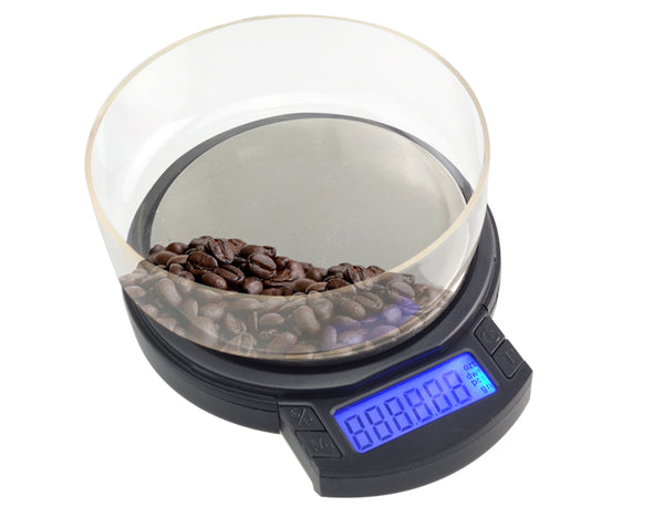 Bowl Tray Jewellery Scale 500g Stainless Steel 500g Max. SCP25