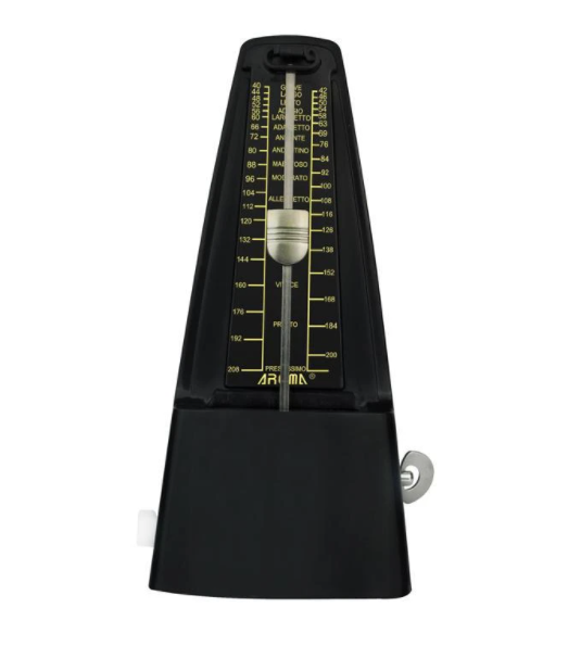 Aroma Mechanical Metronome Guitar Piano Violin AM707