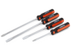 Arete 6-Piece Screwdriver Set w/ Wall Mounting Rack