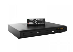 LASER DVD Player - Refurbished