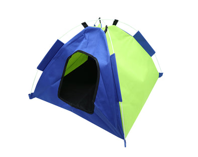 Pet Pop-Out Portable Tent Dog Cat Puppy Mesh