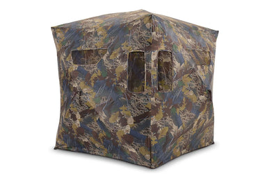 Ameristep G-30 Tangle Camo Ground Blind Durashell Fabric Hunting Tent S711