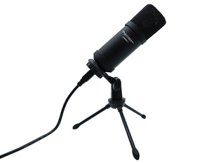 USB Microphone Podcast Recording Studio Stand USBMIC1
