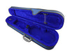 Three Quarter Size Acoustic Violin 3/4 with Case Bow Rosin Bridge Microtuners MV100-3/4