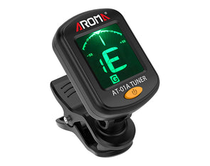 Aroma Mini Clip-On Digital Guitar Tuner AT101 / AT11