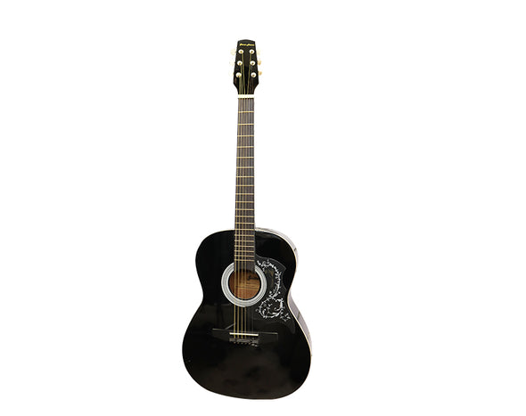 "39""  Acoustic Guitar Steel String"