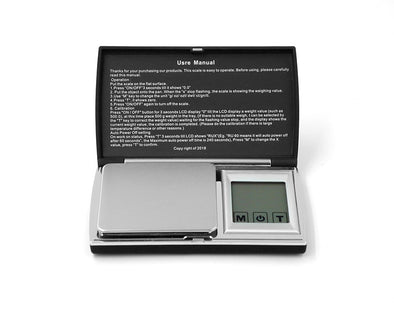 Mini Precision Digital Scale with Touch Screen Panel (<100g)