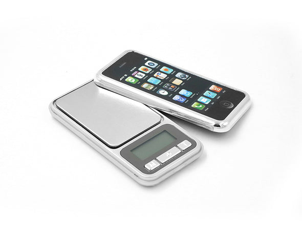 Mini Pocket Digital Scale iPhone Style (<100g)