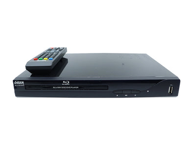 LASER Blu Ray Player FULL HD1080 - Refurbished
