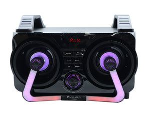 Hi-Fi Party Speaker with Flashing Lights Underbody Subwoofer LG203