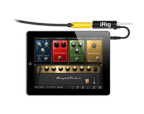 iRig Electric Guitar App