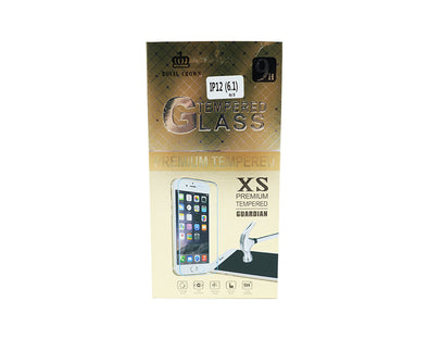 iPhone 12 Premium Tempered Glass Screen Protector iP12