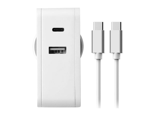 MagSafe 2 Style Macbook Charger Kit - Cable + USB Type-C Universal Charger CTAT001 TP601CA