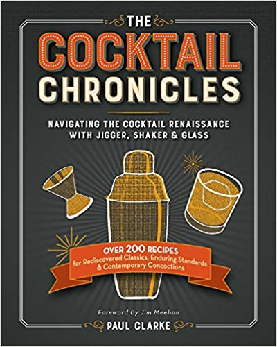 The Cocktail Chronicles Book