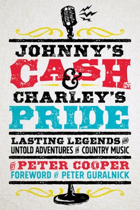 Johnny Cash & Charley's Pride Book