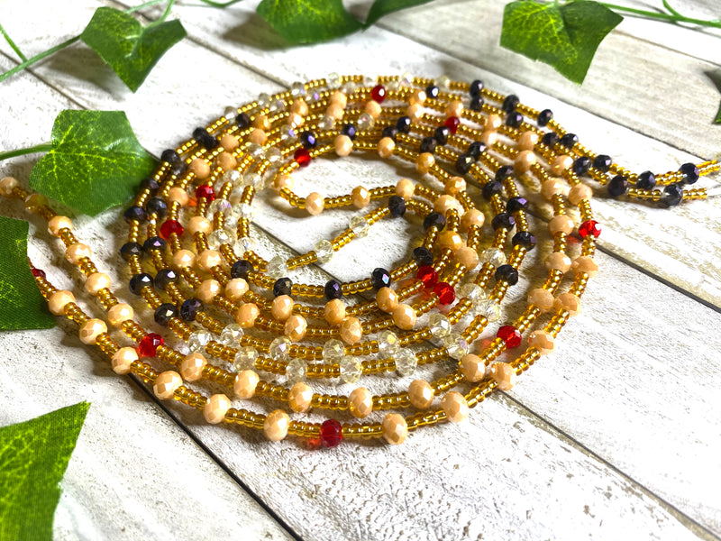 Style 24: African waistbeads