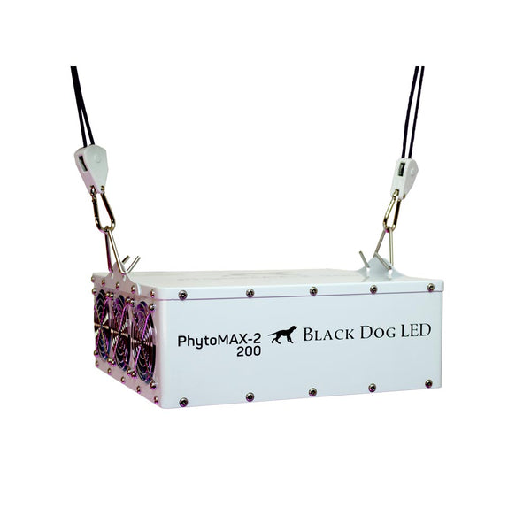 Black Dog LED PhytoMAX-2 200 Watt Full-Spectrum LED Grow Light