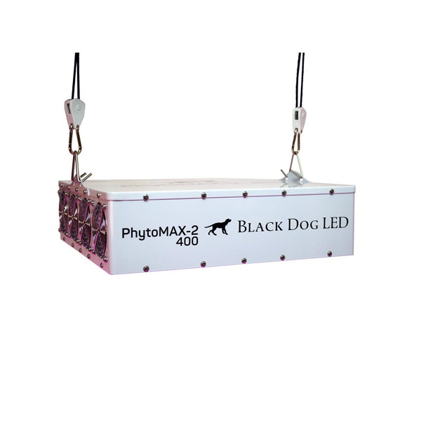 Black Dog LED PhytoMAX-2 400 Watt Full-Spectrum LED Grow Light