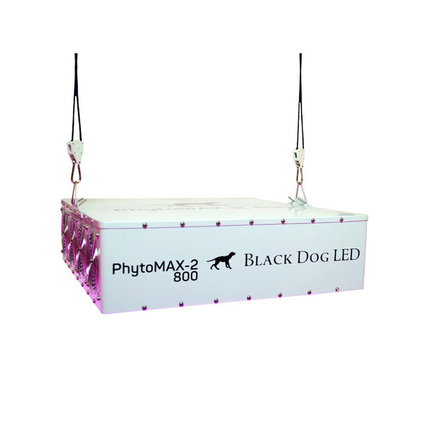 Black Dog LED PhytoMAX-2 800 Watt Full-Spectrum LED Grow Light