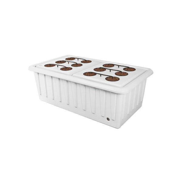 SuperCloset SuperPonics XL 12-Plant Hydroponic Indoor Grow System