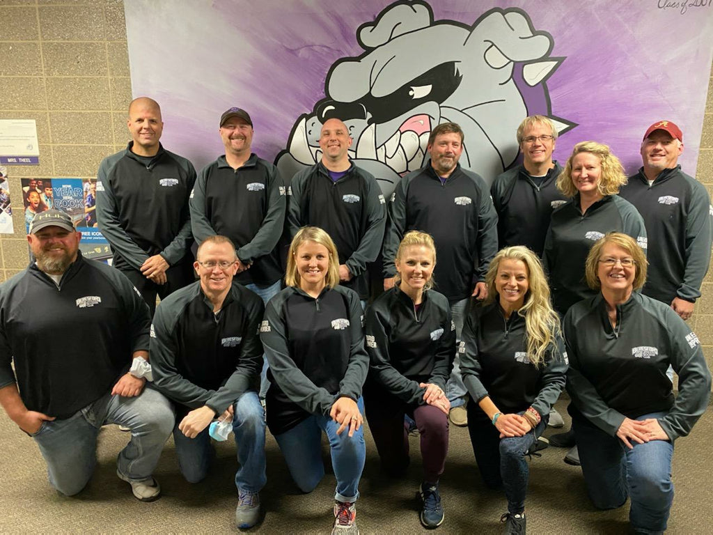 2020 Watchdog Booster Club Board Members