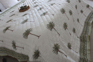 tropical quilts