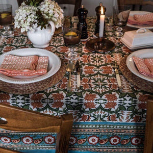 Indian tablecloths