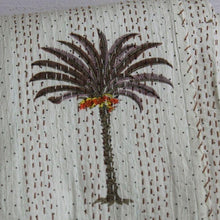 Load image into Gallery viewer, palm tree bedspread