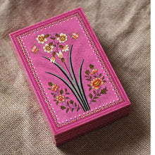 Load image into Gallery viewer, pink jewelry box