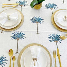 Load image into Gallery viewer, tropical tablecloth