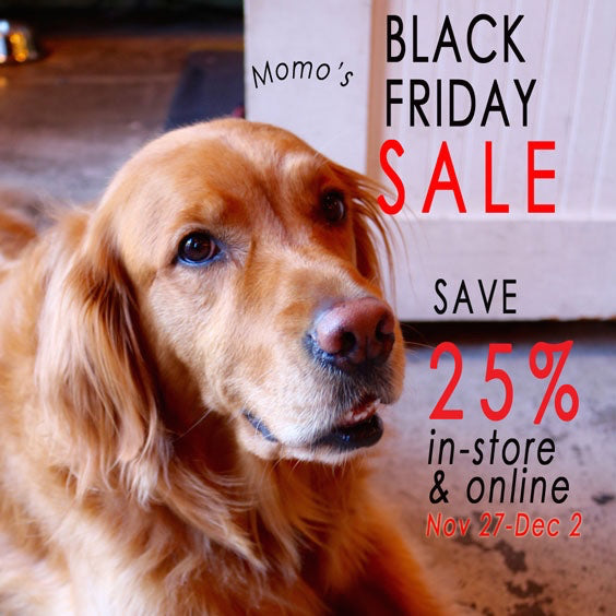 Black Friday Sale: Now thru Dec 2