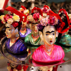 Frida Ornaments