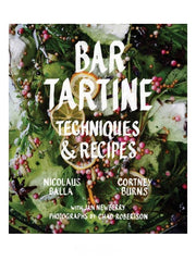 Bar Tartine Hardcover Cookbook
