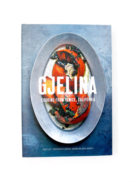 Gjelina Hardcover Cookbook