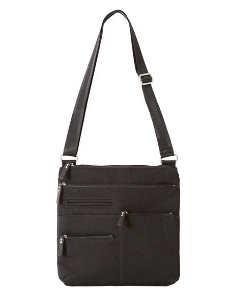 Highway Nico Crossbody Bag in Black Nylon