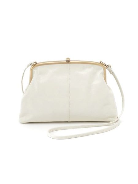 Hobo Lana Crossbody in Latte Vintage Hide Leather