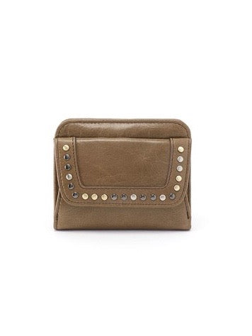 Hobo Pep Wallet in Mink Leather