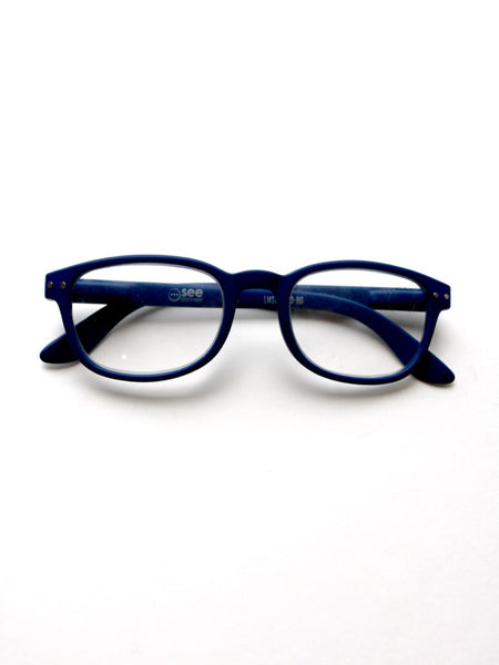 48285f74f93 IZIPIZI Reading Glasses in  B Navy Blue