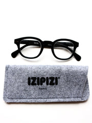 IZIPIZI Reading Glasses in #C Black