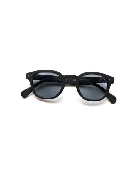 IZIPIZI Reading Glasses in #C Black with Sunglass Lenses