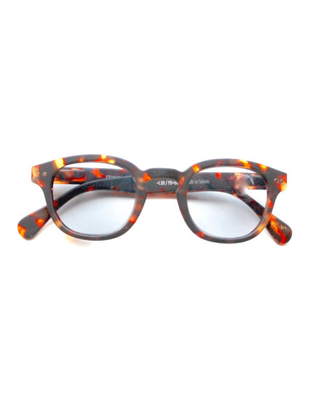IZIPIZI Reading Glasses in #C Tortoise