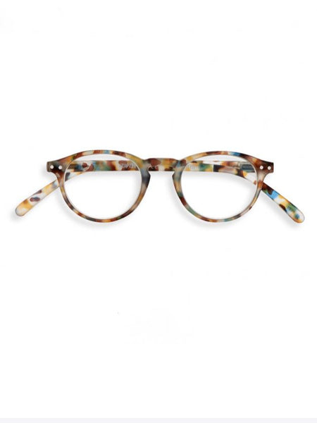 IZIPIZI Reading Glasses in #A Tortoise