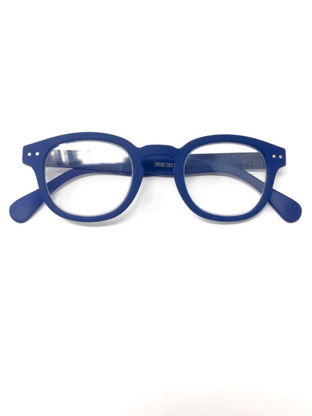 IZIPIZI Reading Glasses in #C Navy Blue