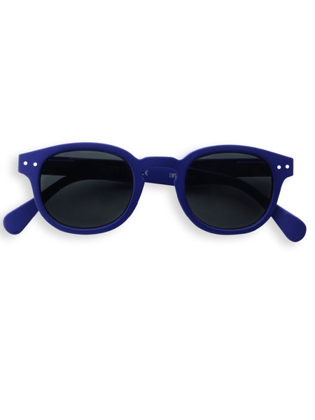 IZIPIZI Sunglasses in #C Navy Blue